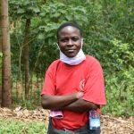 The Water Project: Mukhweso Community, Shemema Spring -  Susan Andaya