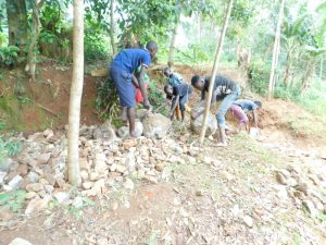 The Water Project:  Rolling Large Stones Into Place
