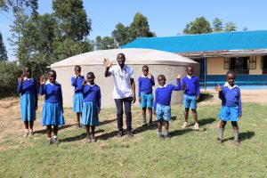 The Water Project:  High Fives For Clean Water