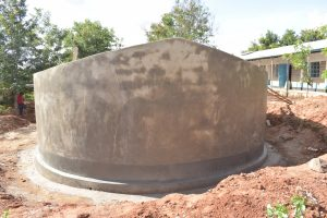 The Water Project:  Complete Tank