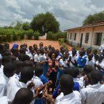 The Water Project: Tyaa Kamuthale Secondary School -  Handwashing Demonstration