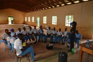 The Water Project:  Soap Making Session