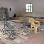 The Water Project: Kamuwongo Primary School -  Construction Materials