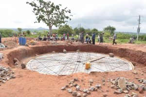 The Water Project:  Foundation Progress