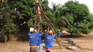 The Water Project:  Raising The Tripod