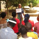 The Water Project: Lungi, New York, Robis, #7 Masata Lane -  Teaching About Good Hygiene