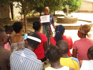 The Water Project:  Teaching About Good Hygiene