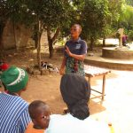 The Water Project: Lungi, New York, Robis, #7 Masata Lane -  Disease Transmission Lesson