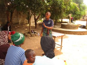 The Water Project:  Disease Transmission Lesson