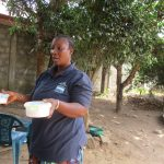 The Water Project: Lungi, New York, Robis, #7 Masata Lane -  Teaching Importance Of Oral Rehydration Salts