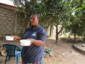 The Water Project:  Teaching Importance Of Oral Rehydration Salts