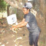 The Water Project: Lungi, New York, Robis, #7 Masata Lane -  Demonstrating Handwashing