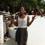 The Water Project: Lungi, New York, Robis, #7 Masata Lane -  Mariama Jalloh Making Statement