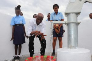 The Water Project:  School Proprietor At The Well