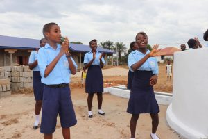 The Water Project:  Students Singing