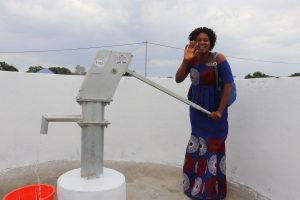 The Water Project:  Teacher Celebrates At The Well