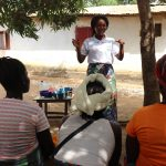 The Water Project: Lungi, Kamen, #22 Mission Road -  Handwashing And Disease Transmission Lesson