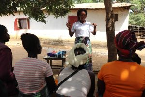 The Water Project:  Handwashing And Disease Transmission Lesson