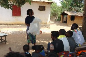 The Water Project:  Malaria Prevention And Mosquito Net Use