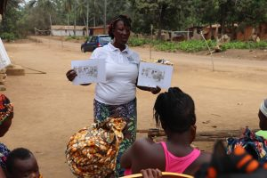 The Water Project:  Hygiene Facilitator Teaching
