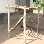 The Water Project: Lungi, Suctarr, 1 Kamara Street, Government Hospital Pump 1 -  Dish Rack