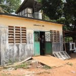 The Water Project: Lungi, Suctarr, 1 Kamara Street, Government Hospital Pump 1 -  Generator House Electricity House