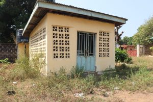 The Water Project:  Generator House Electricity House