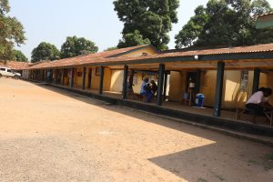 The Water Project:  Hospital Admistrative Building