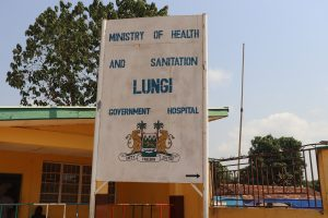 The Water Project:  Hospital Sign Board