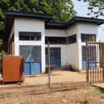 The Water Project: Lungi, Suctarr, 1 Kamara Street, Government Hospital Pump 1 -  Incinerator