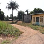 The Water Project: Lungi, Suctarr, 1 Kamara Street, Government Hospital Pump 1 -  Landscape At Main Well Area