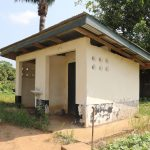 The Water Project: Lungi, Suctarr, 1 Kamara Street, Government Hospital Pump 1 -  Latrine At Hospital