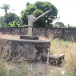 The Water Project: Lungi, Suctarr, 1 Kamara Street, Government Hospital Pump 1 -  Main Well