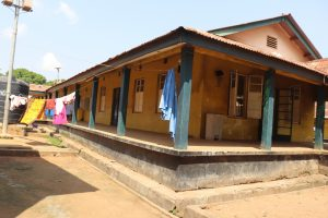 The Water Project:  Male Ward