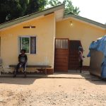The Water Project: Lungi, Suctarr, 1 Kamara Street, Government Hospital Pump 1 -  Mortuary