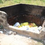 The Water Project: Lungi, Suctarr, 1 Kamara Street, Government Hospital Pump 1 -  Garbage Pit At Hospital