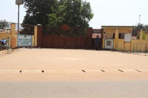 The Water Project:  Hospital Entrance