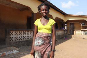 The Water Project:  Aminata K_
