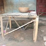 The Water Project: Lungi, Rotifunk, Paramount Chief's Compound -  Dishrack