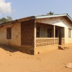 The Water Project: Lungi, Rotifunk, Paramount Chief's Compound -  Household