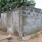 The Water Project: Lungi, Rotifunk, Paramount Chief's Compound -  Latrine