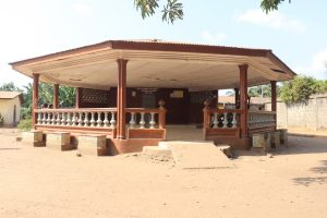 The Water Project:  Paramount Chief Local Court
