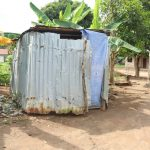 The Water Project: Kankalay Primary and Secondary School -  Latrine At Community