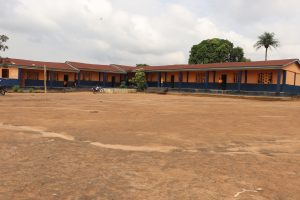 The Water Project:  School Building Primary Department