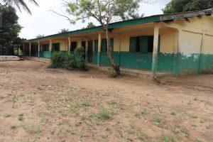 The Water Project:  School Building Secondary School Department