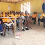 The Water Project: Kankalay Primary and Secondary School -  Students Inside Classroom