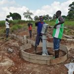 The Water Project: Kaitabahuma I Community -  Testing The Pump
