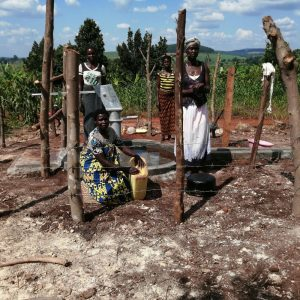 The Water Project:  Women Collect Water