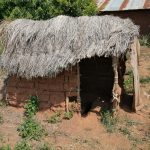 The Water Project: Rwenziramire Community -  Latrine