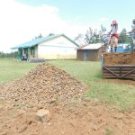 The Water Project: Eshimuli Primary School -  Materials Delivery